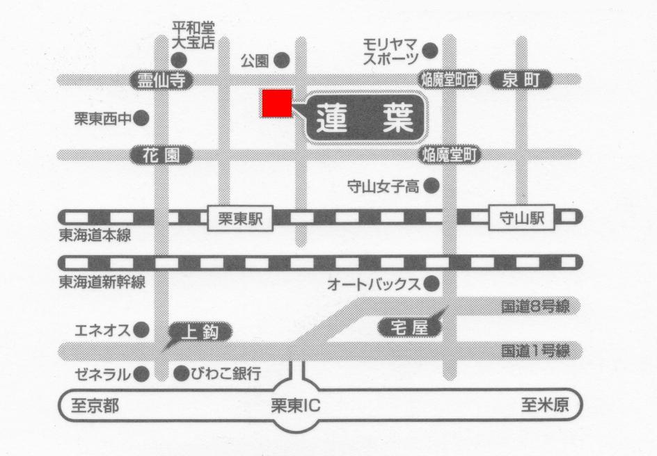 本社詳細地図